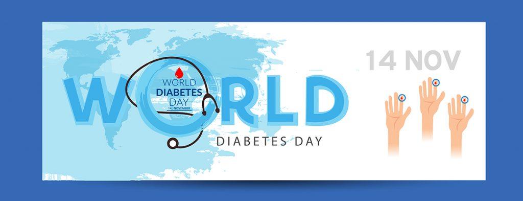 Παγκόσμια Ημέρα Διαβήτη 14 Νοεμβρίου 2018